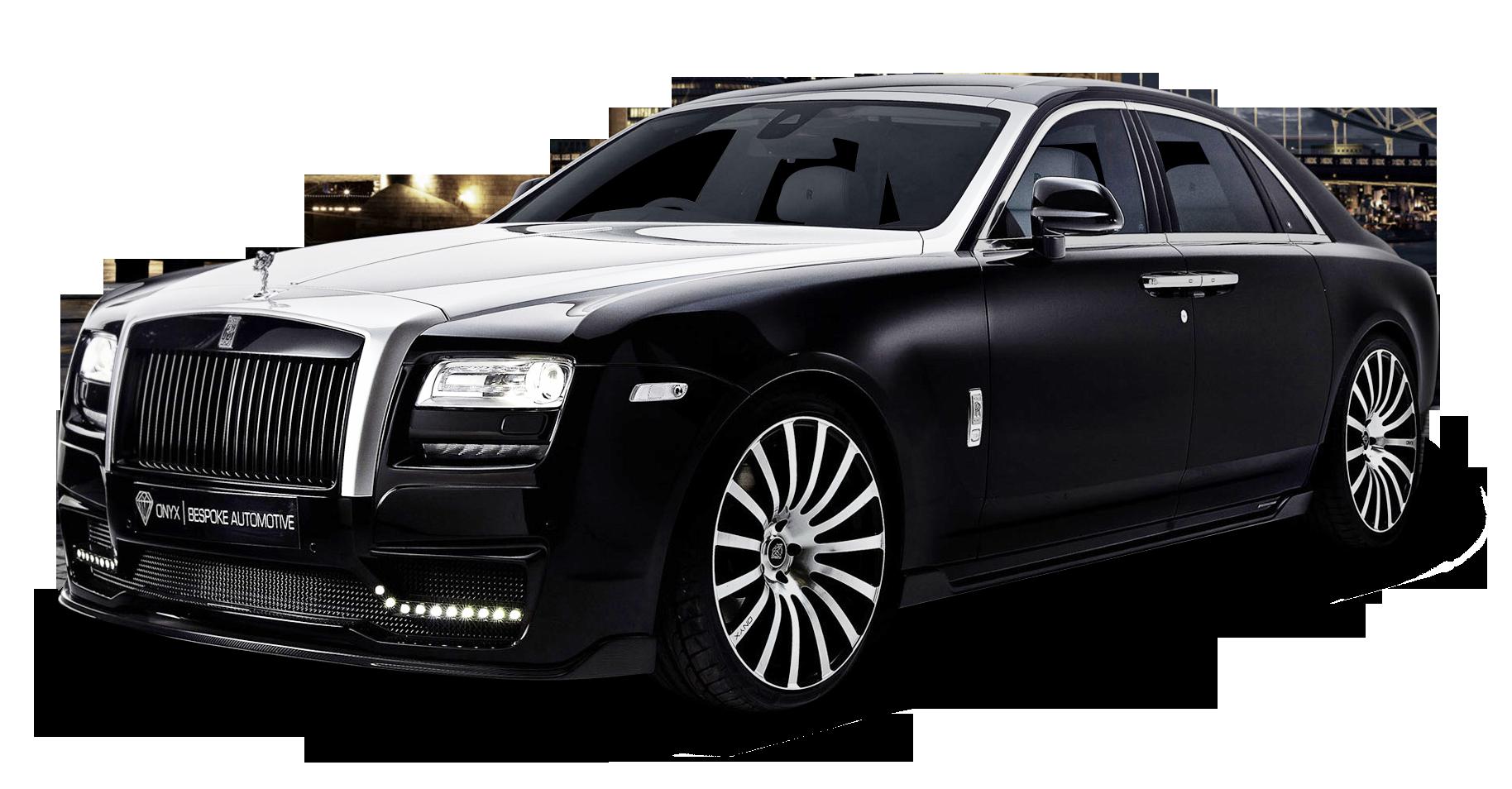 Rolls Royce Ghost Black Car Png Image Rolls Royce Ghost Black Rolls Royce Black Black Car