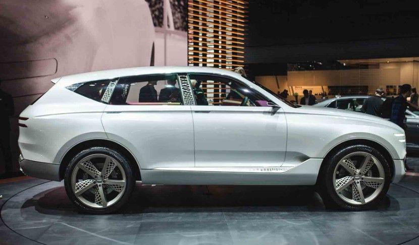2020 Genesis GV80 review | Genesis, Suv, Bmw car