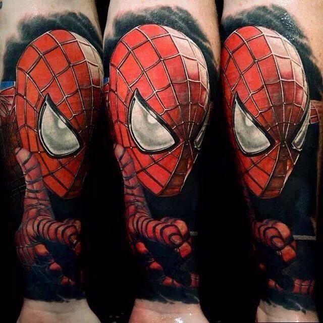 Spider Man Dessin