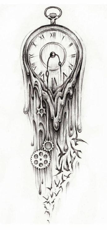 72 Best Tattoo Design Drawings [2019 -   21 dragon tattoo sketch ideas