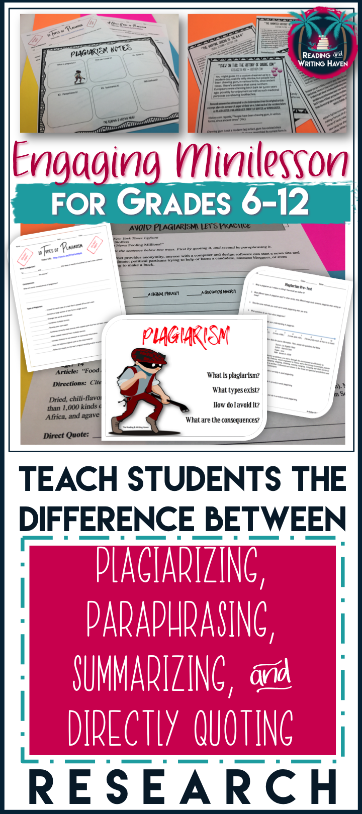 Pin On The Struggle I Real Difference Of Paraphrasing Summarizing And Direct Quoting