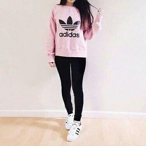 adidas girl clothing shoes  jewelry  women  adidas
