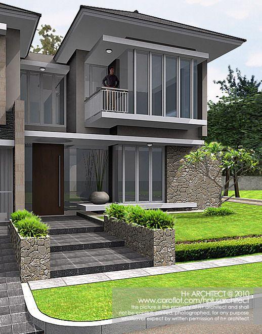 31 Modern Home Decor Ideas For 2016: Puri Botanical Residence By Yudho Patrianto