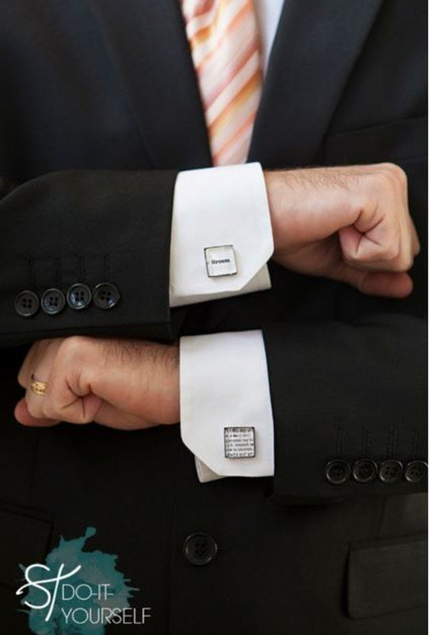 Diy cufflink craft ideas for fathers day diy cufflinks ideas cufflinks are always a popular gift for him and here are some ideas that you can do yourself make it yourself for a personalised gift solutioingenieria Choice Image