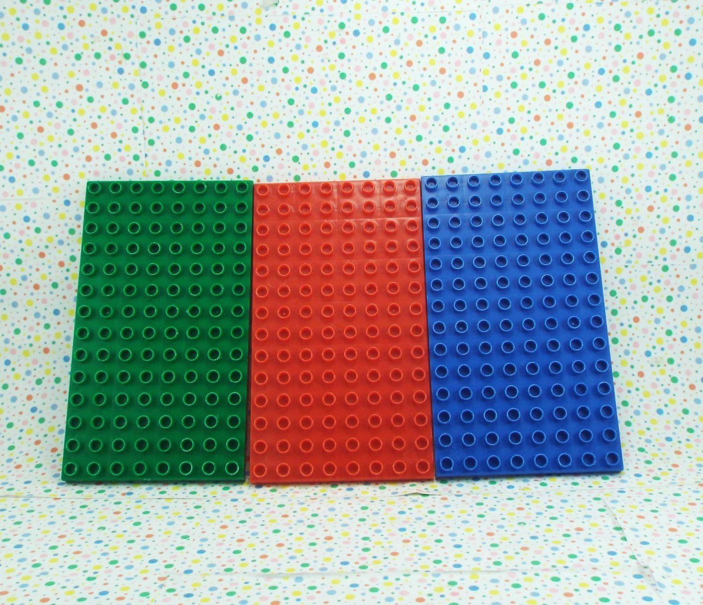 Mega Bloks Building Table Base Plate Replacement Duplo Bases Plates