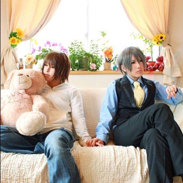 Junjou Romantica, Usagi and Misaki | Cosplay | Pinterest ...