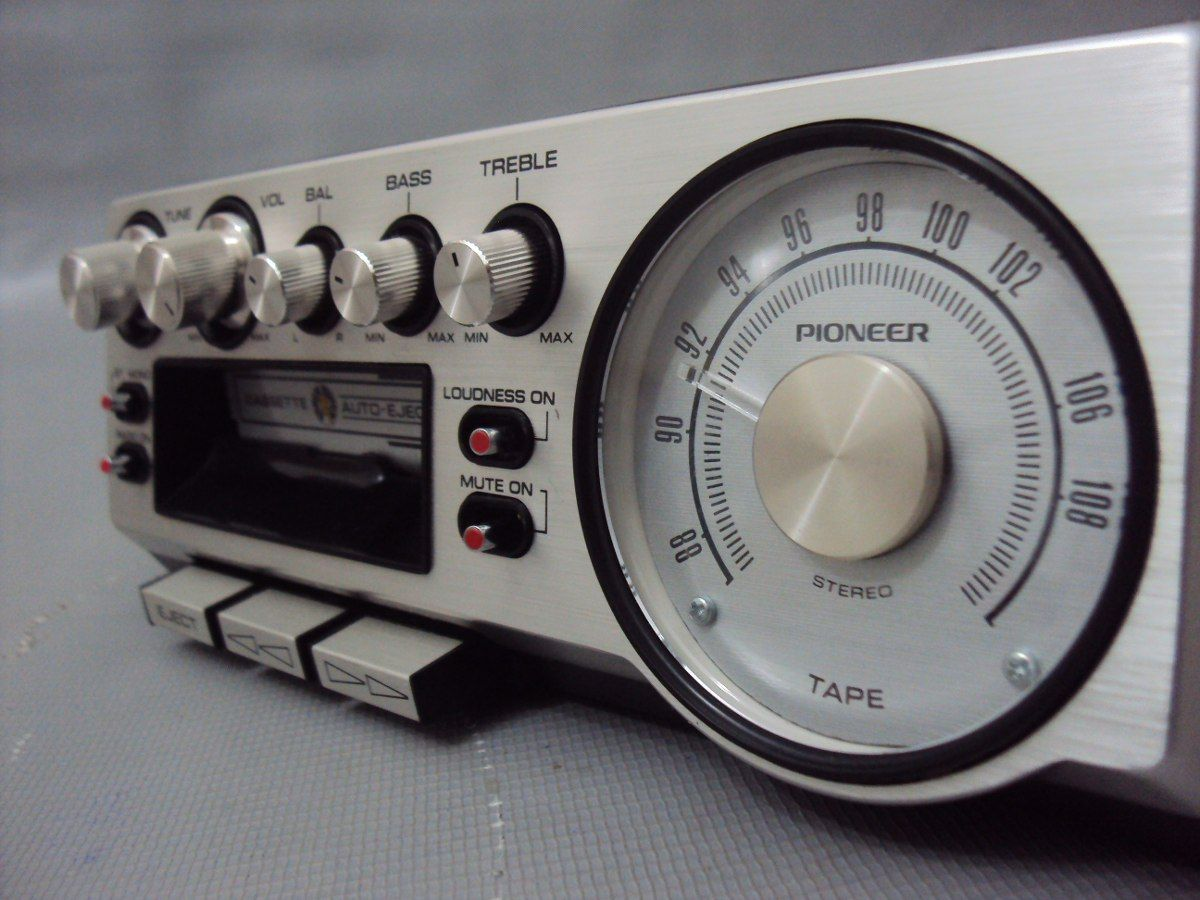pioneer kp500 antique and collectible pinterest audio rh pinterest com