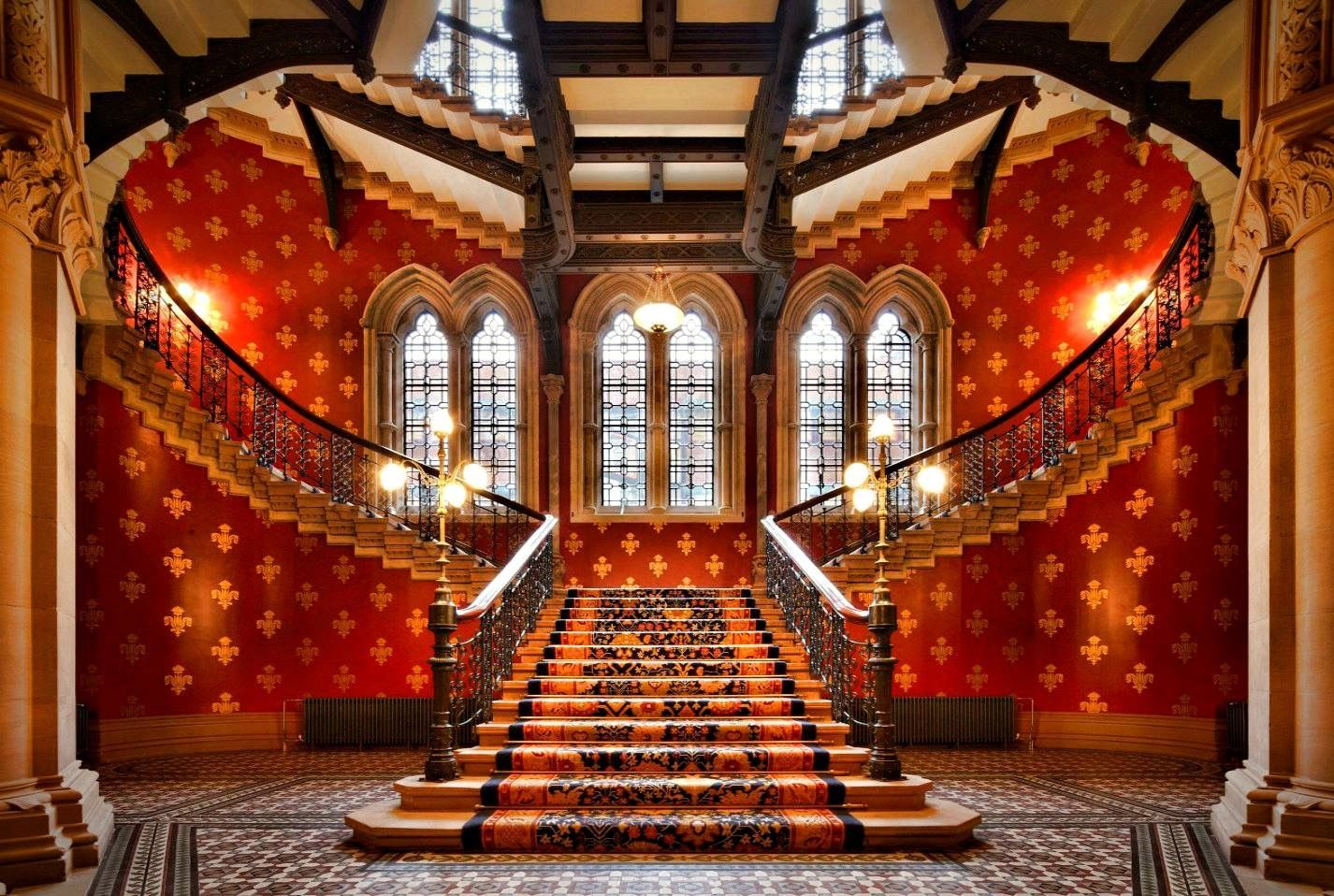 Pin By Susan Tierney On Stairs St Pancras Hotel Renaissance