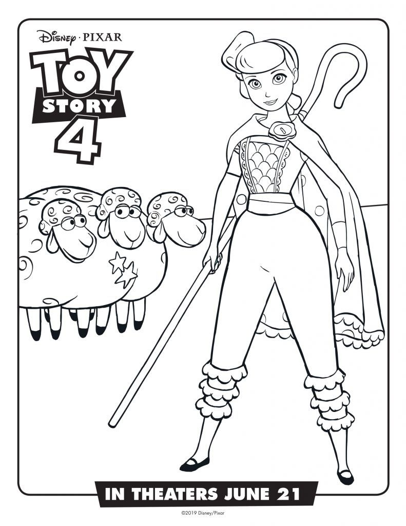 Toy Story 4 Coloring Pages Best Coloring Pages For Kids Toy Story Coloring Pages Coloring Pages For Kids Disney Coloring Pages