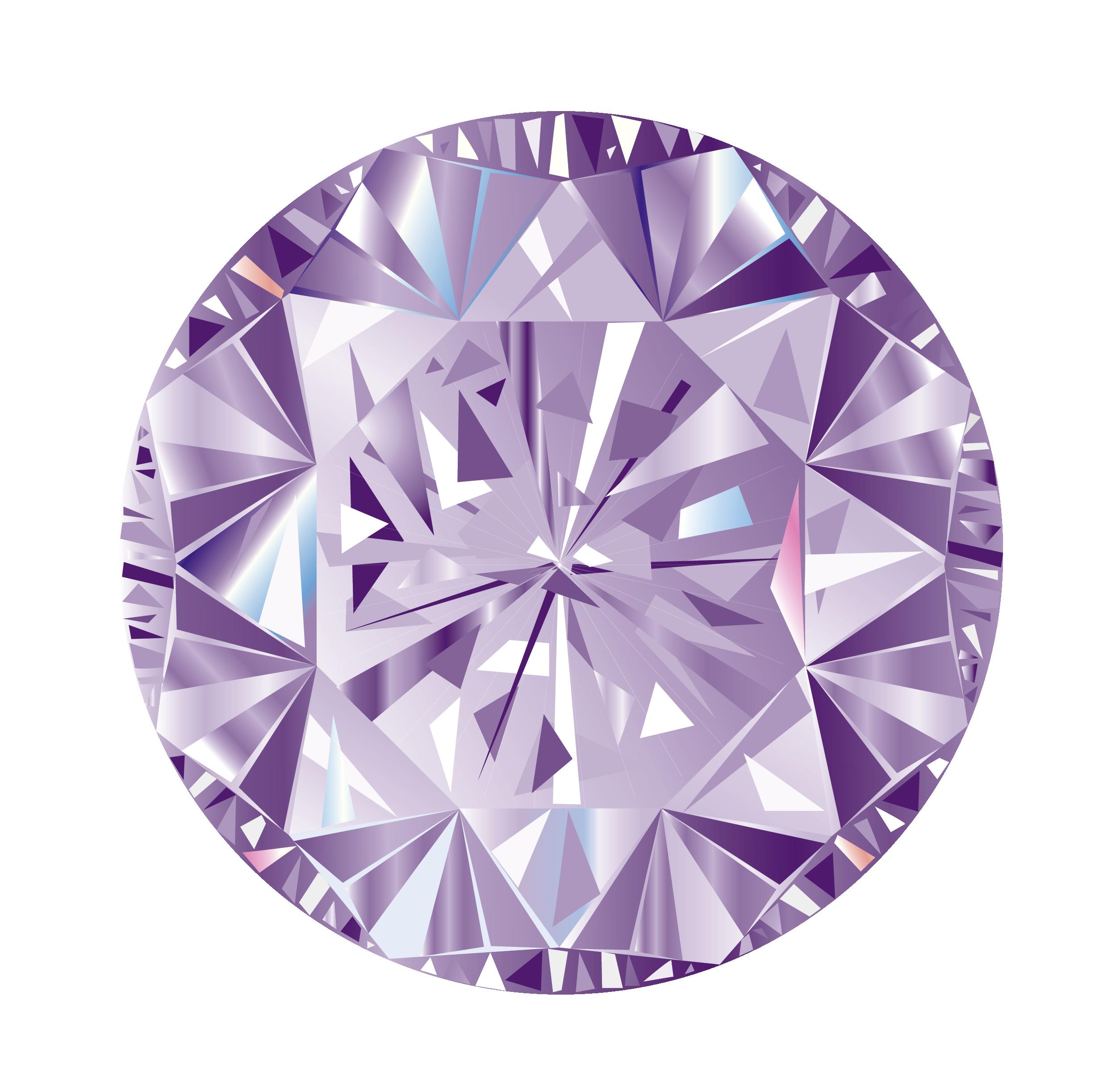 My Purple Diamond Experiment Krista Wiegand Purple Diamond Purple Art
