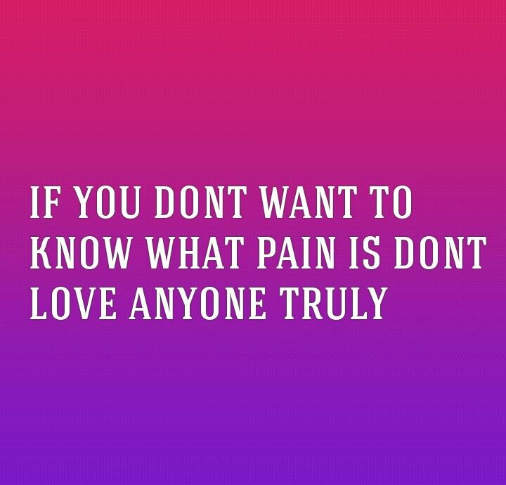 Love Is Pain And If Theres No Pain There No Love Funny Stuff