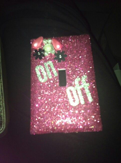 Cute and Fun light switch cover