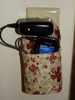 Handyhalter selbst gemacht