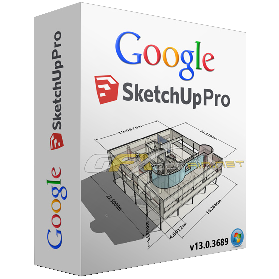 Google Sketchup Pro 2015 Crack [ Serial Number + Activation