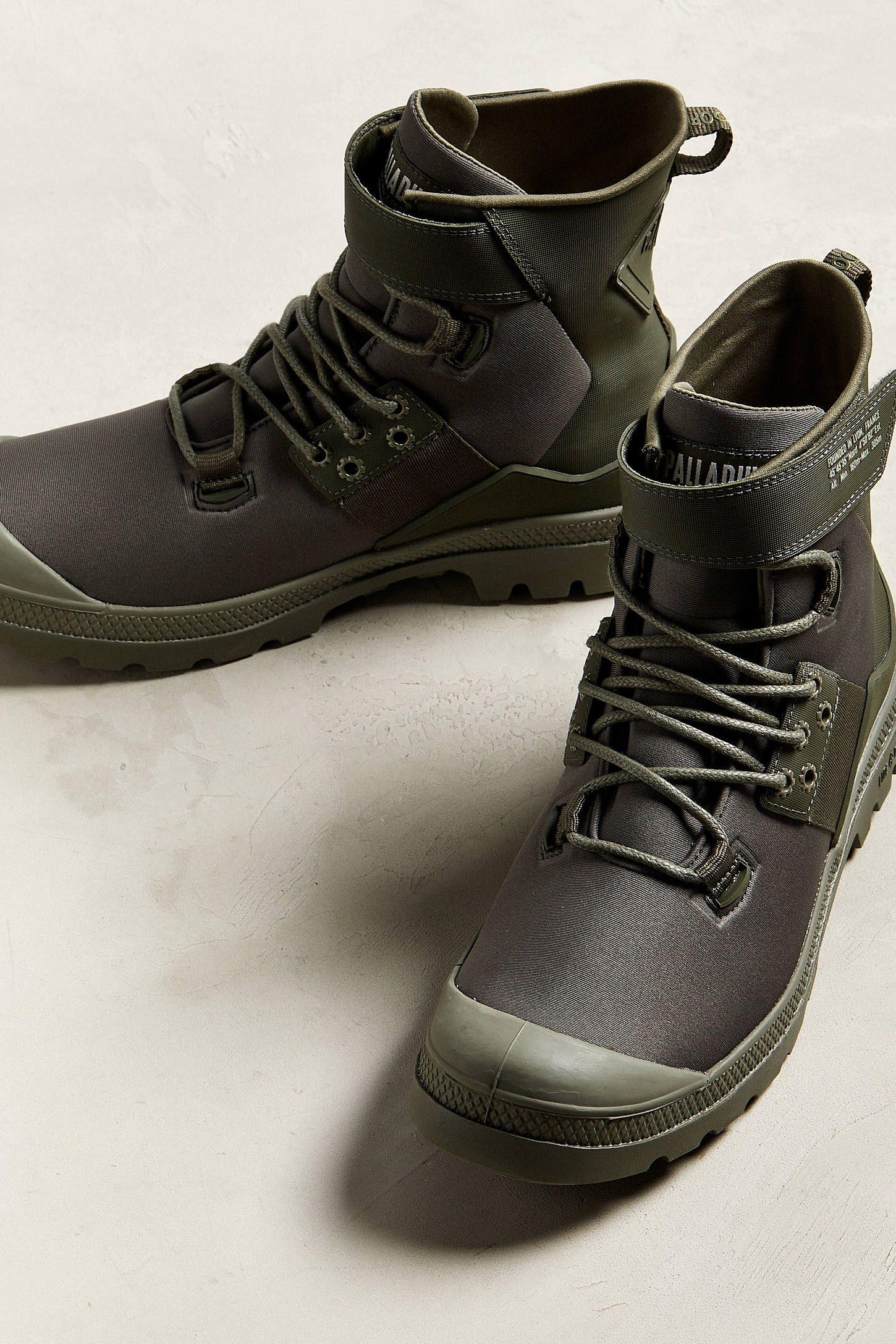 Palladium Pampa Hi Lite + CB Boot
