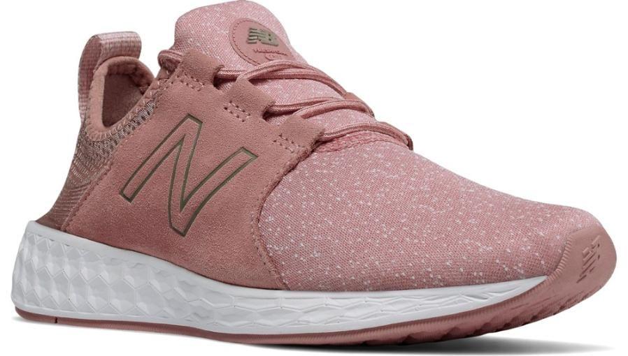 new balance peach shoes