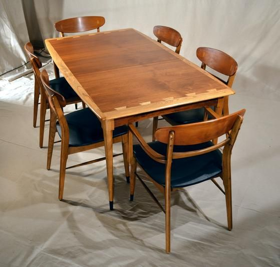 Lane Acclaim table and chairs (massmodern) | Mid century ...