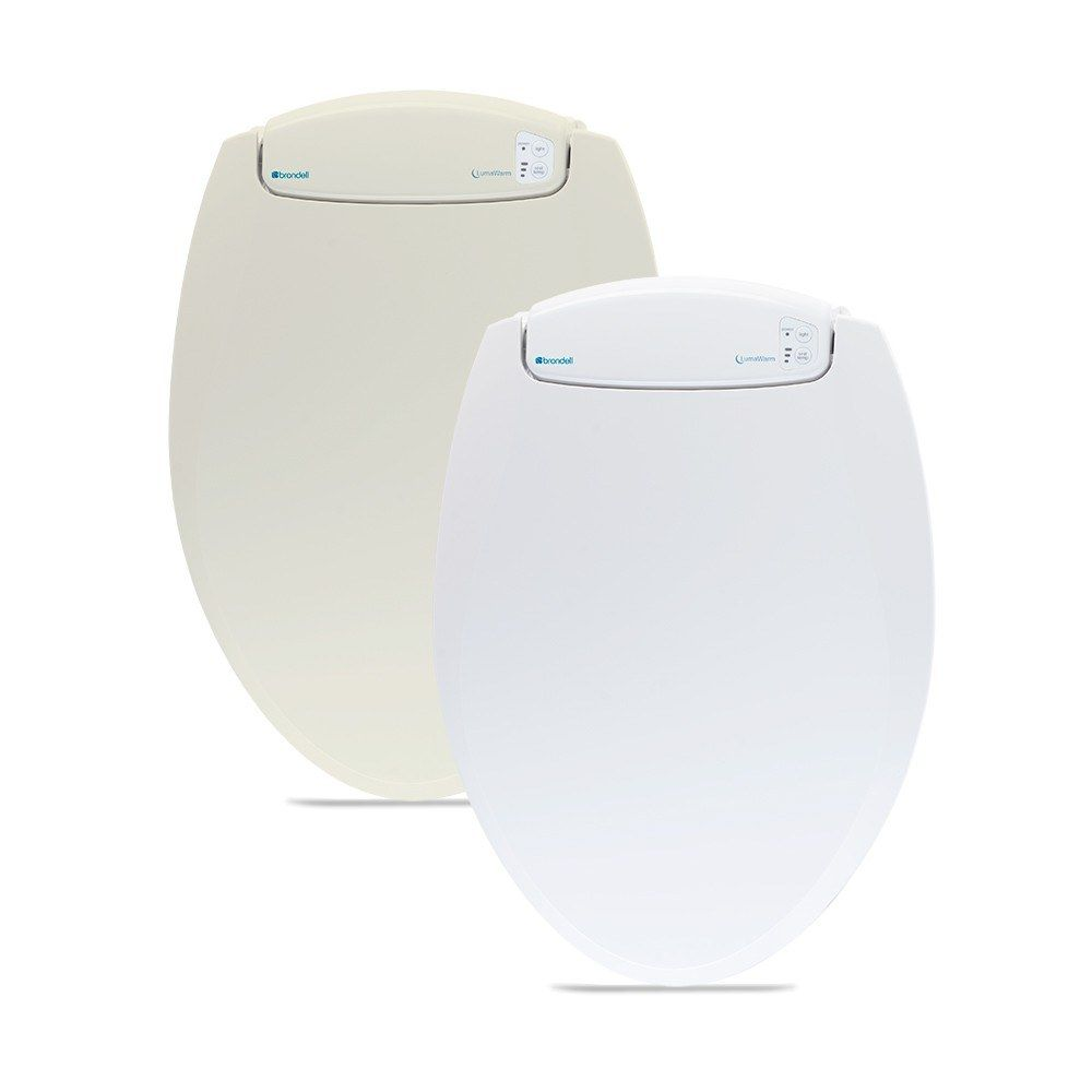 Lumawarm Heated Nightlight Toilet Seat Heated Toilet Seat Night