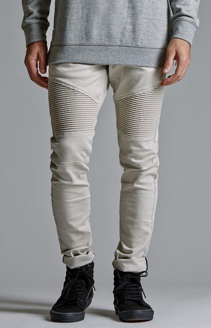 fe88a0ebe3b71 Bullhead Denim Co. Moonbeam Moto Stacked Skinny Jeans at PacSun.com ...