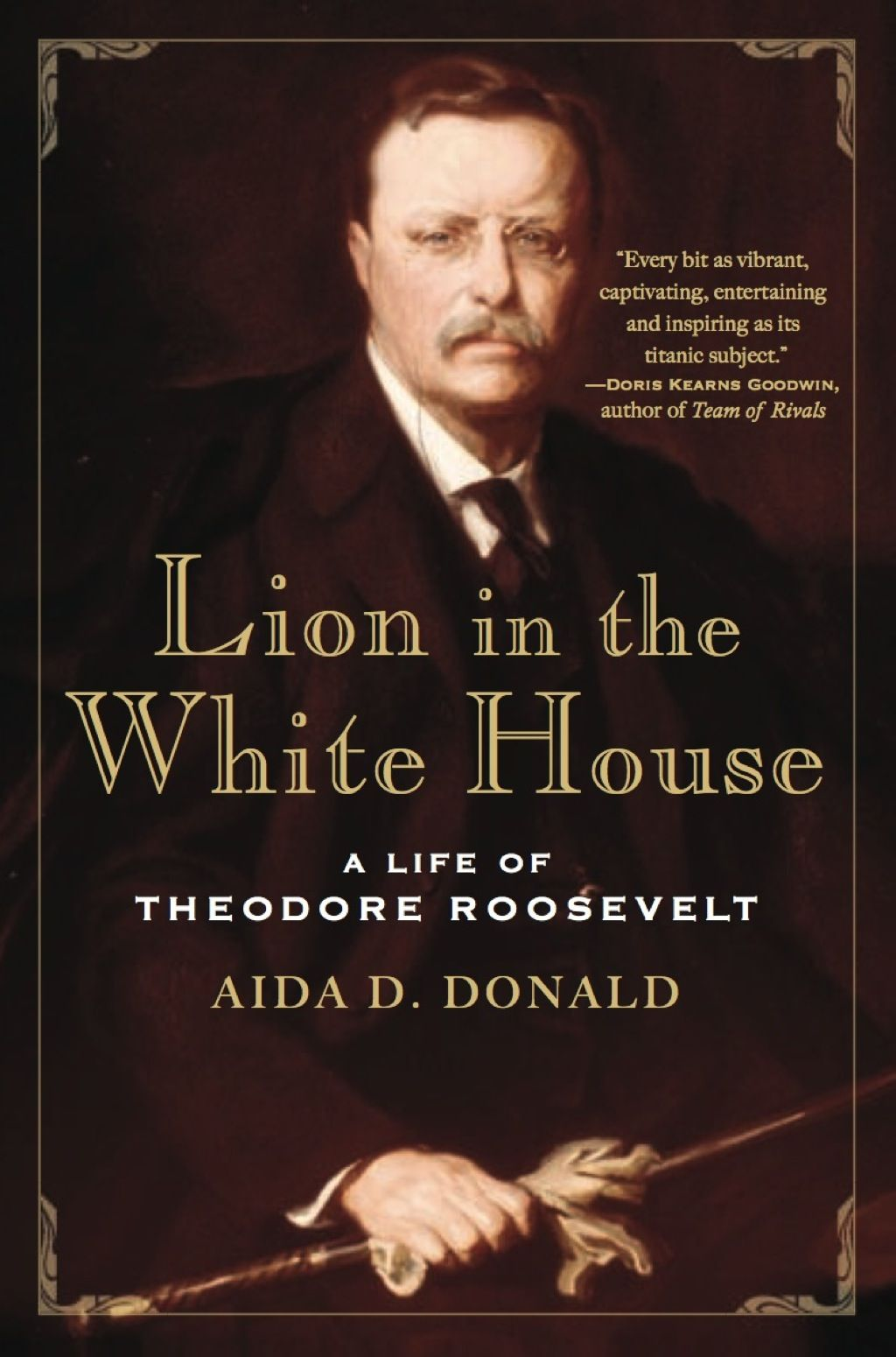 Lion In The White House Ebook