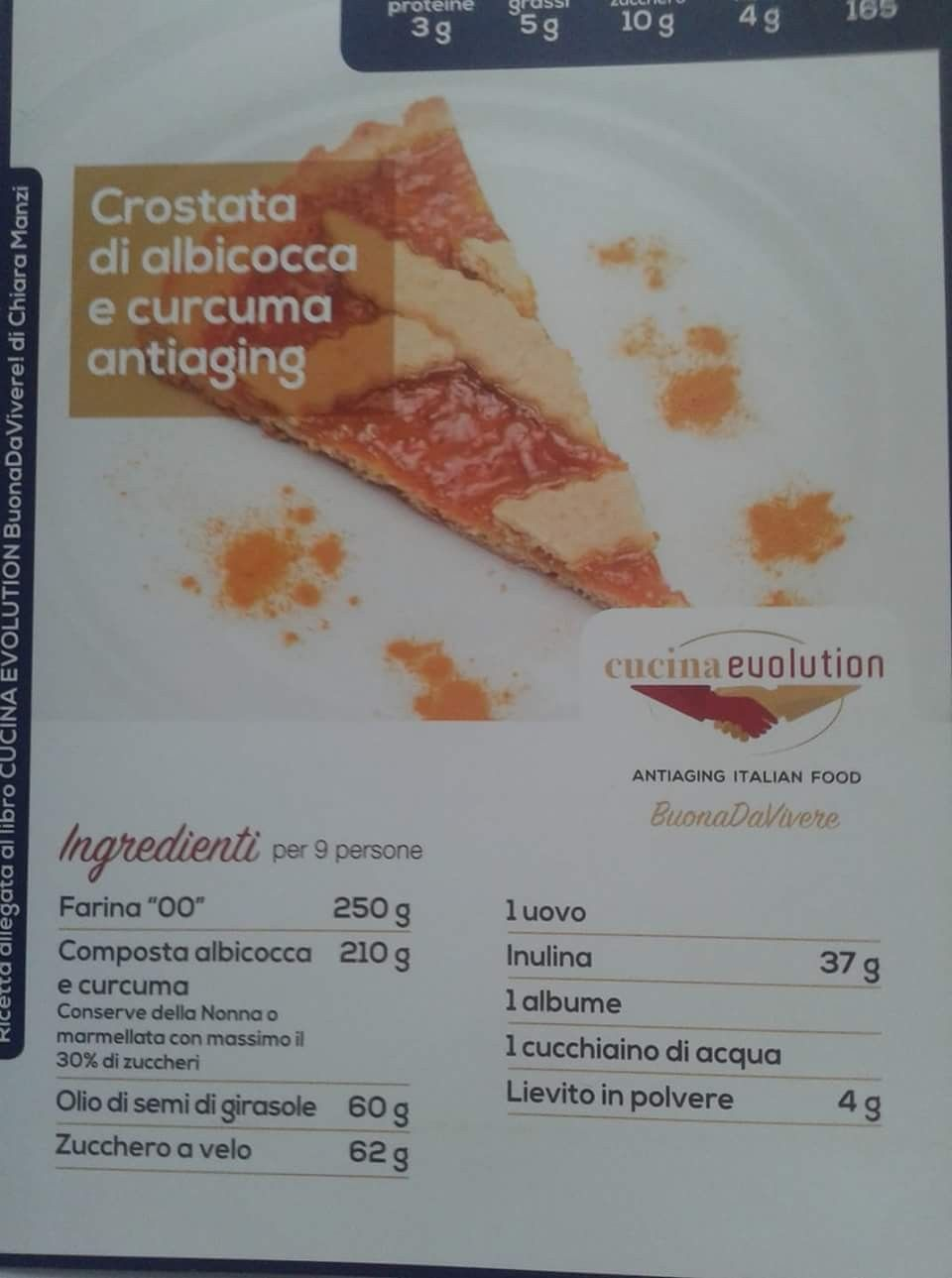 Cucina Evolution Manzi Crostata Evolution Ricette Food Bread E Cucina