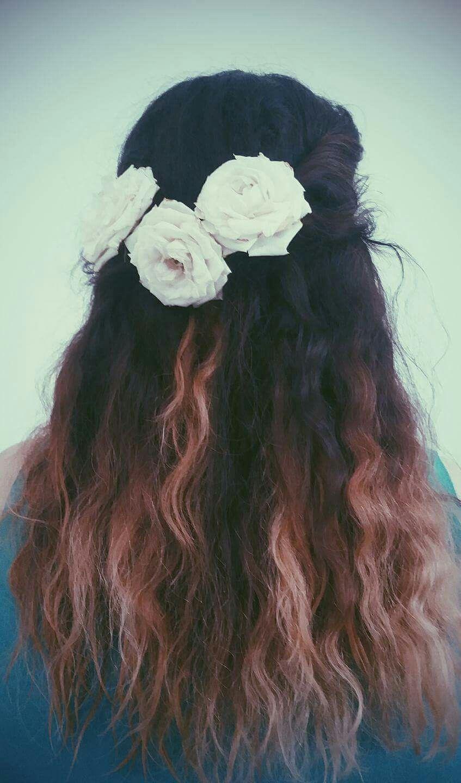 Long wavy u natural hair hair pinterest