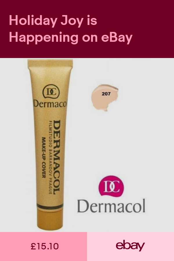 Dermacol Foundations Health & Beauty ebay Dermacol