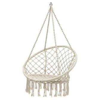 Hangstoel Met Franjes.Hangstoel Met Franjes 80x188 Cm Leuke Ideeen Hanging Chair
