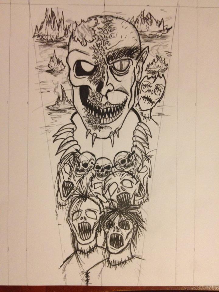 Forearm Tattoo Design by BrandonHenning on DeviantArt | Dövme ...