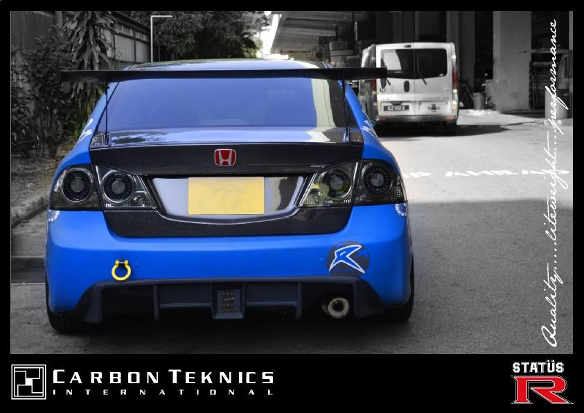 Project Car Time Attack Fd2r Carbonized Photo 01 Honda Civic Honda 2013 Honda