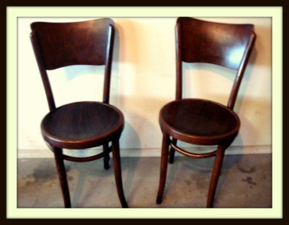 Antique Mundus/Thonet chairs http://phoenix.craigslist.org/nph - Antique Mundus/Thonet Chairs Http://phoenix.craigslist.org/nph/fuo