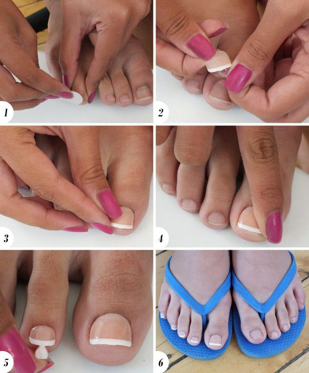 We Tried It Press On Fake Toenails Fake Toenails Fake Nails Toe Nails