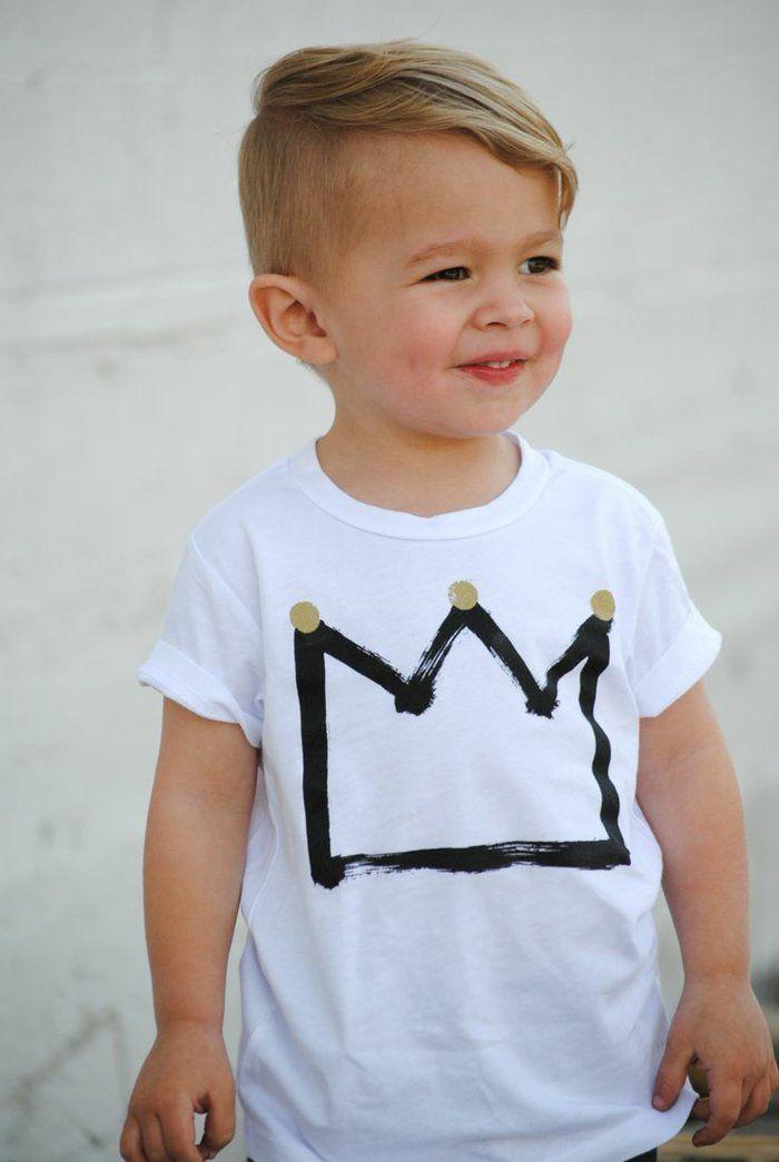 1001 Trendige Und Coole Frisuren Für Jungs Baby Boy Hairstyles