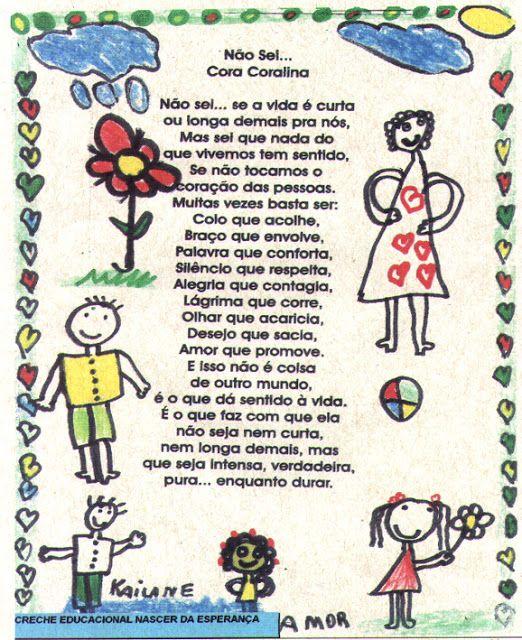 Versos De Cora Coralina Cora Coralina Frases De Cora Coralina