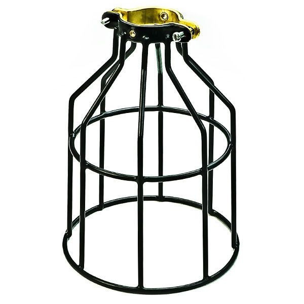 Plt Mc200 Metal Lamp Guard Black Replacement Bulb Cage 3 99 For Ceiling Fan Lights Metal Lamp Lamp Cage Light