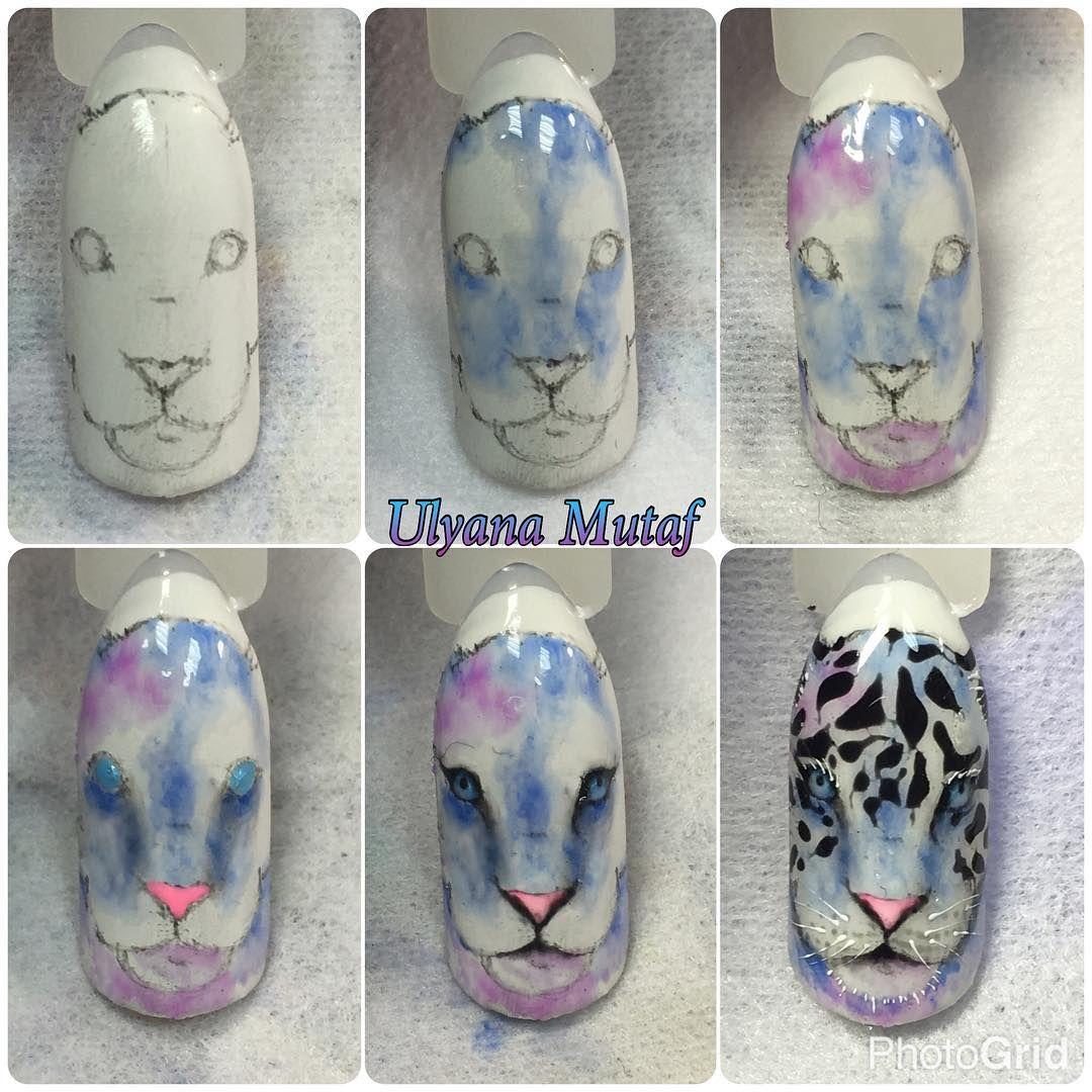 Pin by Мария Шурыгина on ногти | Pinterest | Manicure, Nail ...