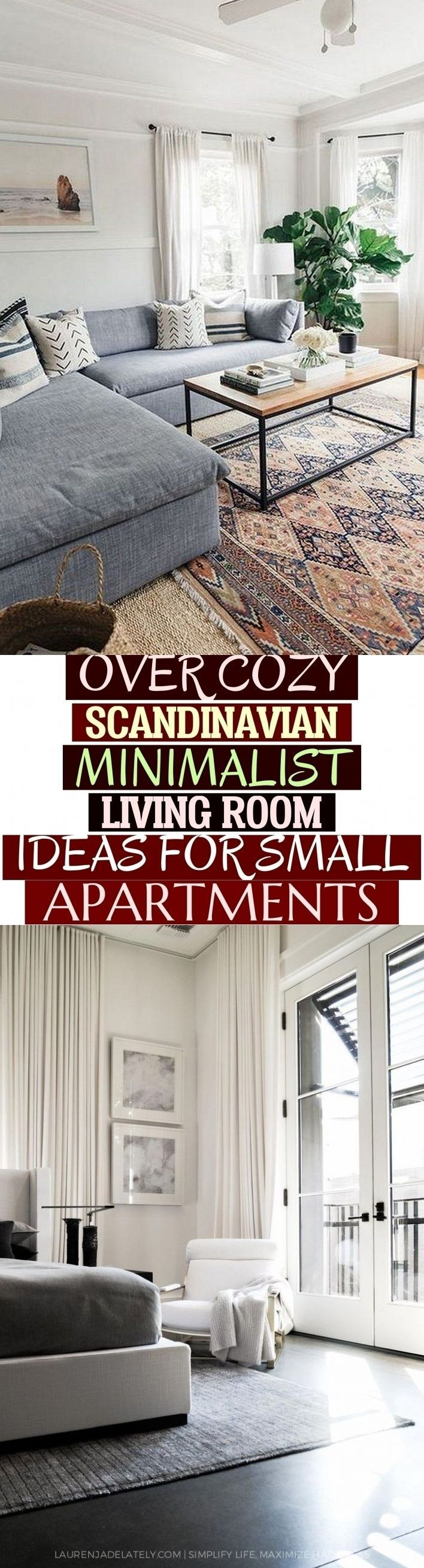 Over Cozy Scandinavian Minimalist Living Room Ideas For Small Apartments ; #apar#designideas #designinspiration #designlovers #designersaree #designsponge #designersarees #designbuild #designersuits #fashionmuslim #scandinaviandesign #industrialdesign #nailsdesign #nailartist