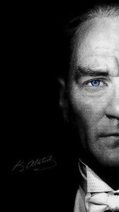 Mustafa Kemal Atatürk: mustafa kemal atatürk resmi vardır