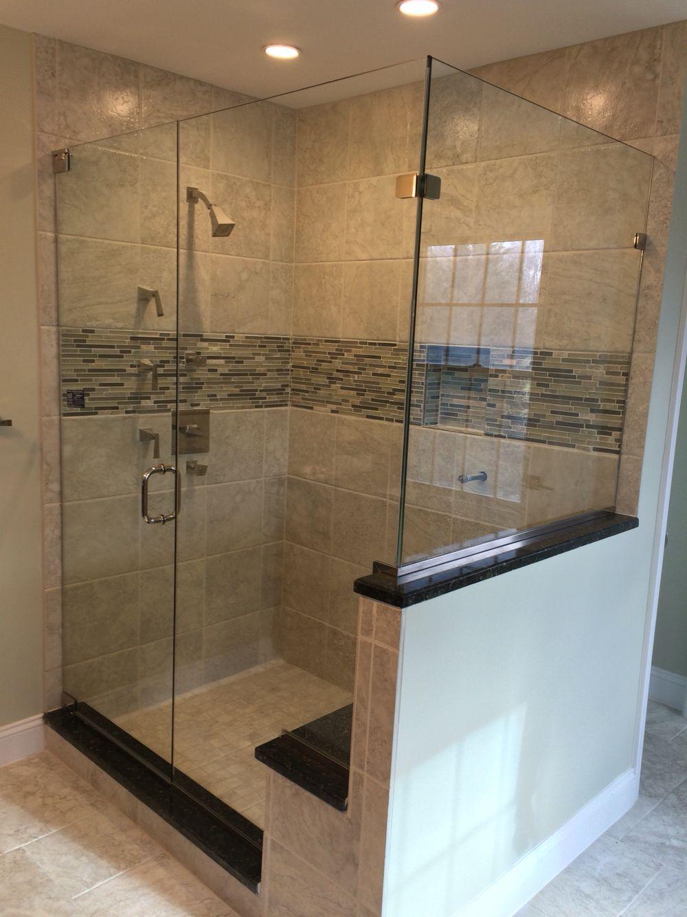 GRANDIOR Brings You This Gorgeous Bathroom Using Bridgewood Custom Cabinetry  And Exotic Brazilian Marble Countertop.