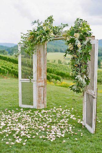 36 Rustikaler Hochzeitsdekor Für Landzeremonie – Weddings – #für #Hochzeitsd…