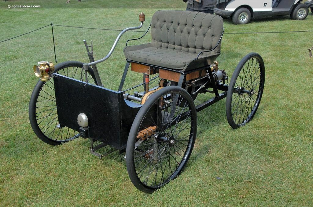 1896 Ford Quadricycle Fordclassiccars Ford Classic Cars