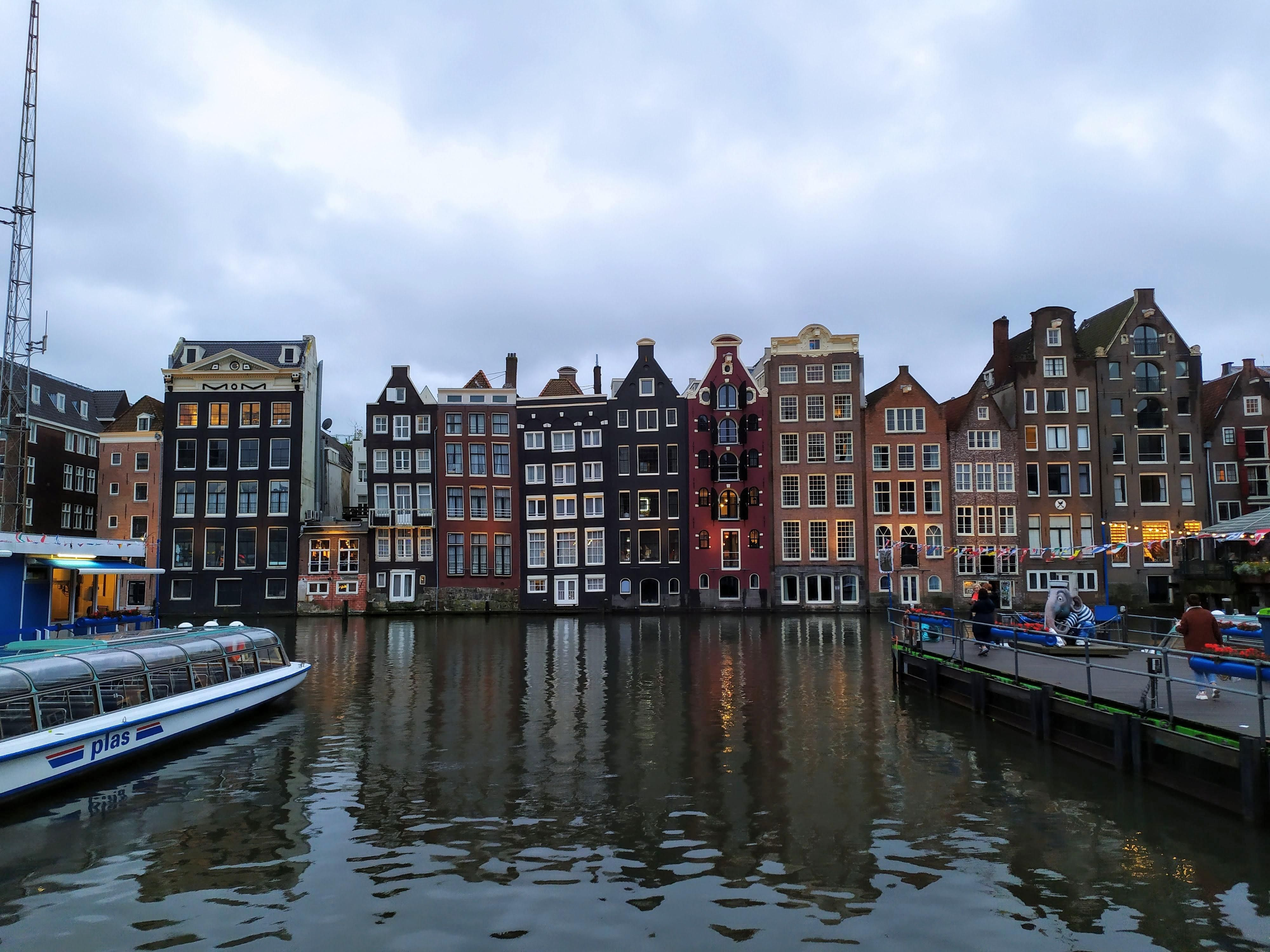 ITAP Amsterdam Netherlands city cities buildings