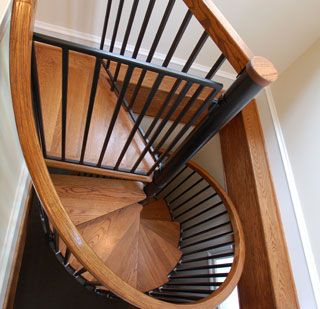 Best Spiral Staircase With A Gate Spiral Staircase Stairs 400 x 300