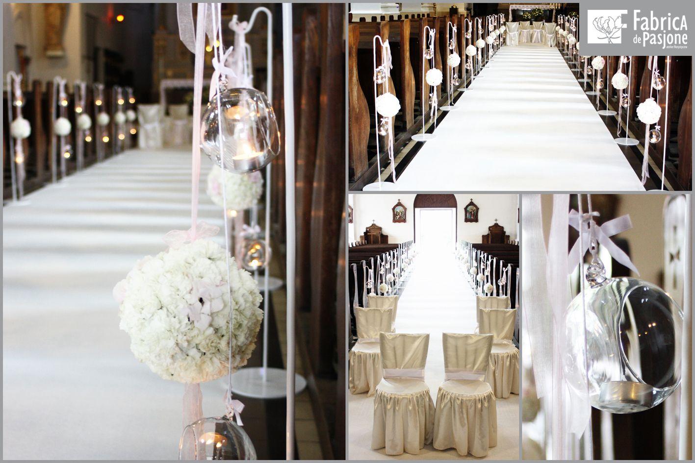 Dekoracja ławek W Kościele Na ślub Szukaj W Google ślub