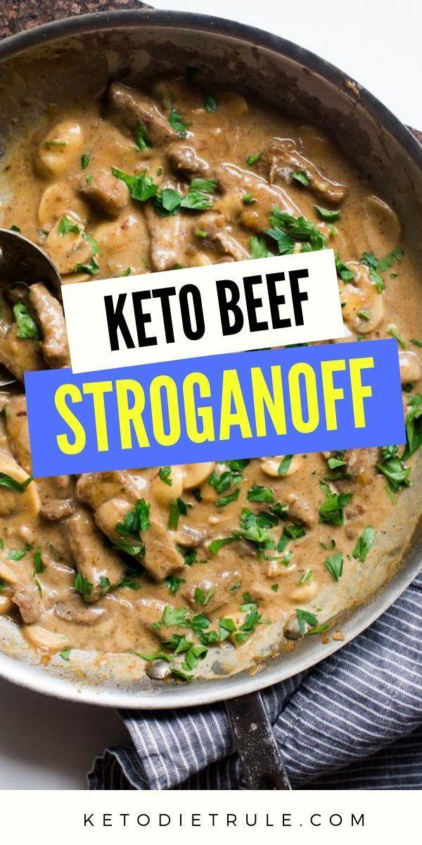 Rindfleisch-Stroganoff-Rezept für Ihren kohlenhydratarmen Keto-Speiseplan. Der Keto-R ... -  Rindfleisch-Stroganoff-Rezept für Ihren kohlenhydratarmen Keto-Speiseplan. Das Keto-Rezept ist per - #beefrecipes #cleaneatingrecipes #cookingrecipes #Der #foodrecipes #für #ihren #ketorecipes #KetoR #KetoSpeiseplan #kohlenhydratarmen #recipesvideos #rezept #rindfleisch #RindfleischStroganoffRezept #saladrecipes #shrimprecipes #speiseplan #stroganoff #thanksgivingrecipes #veganrecipes #stroganoffrezep