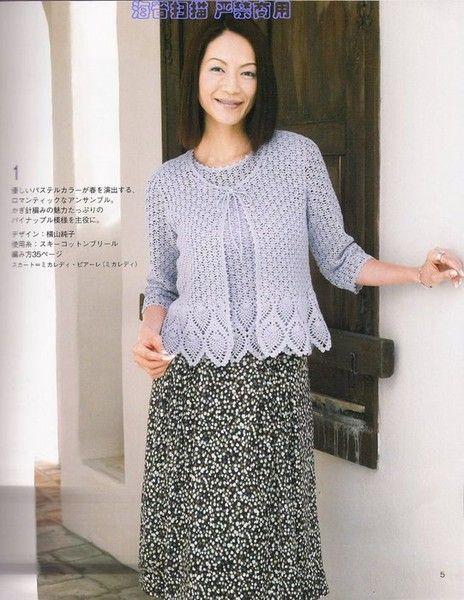 Beautiful Lace Bolero Free Crochet Patterns Make Handmade