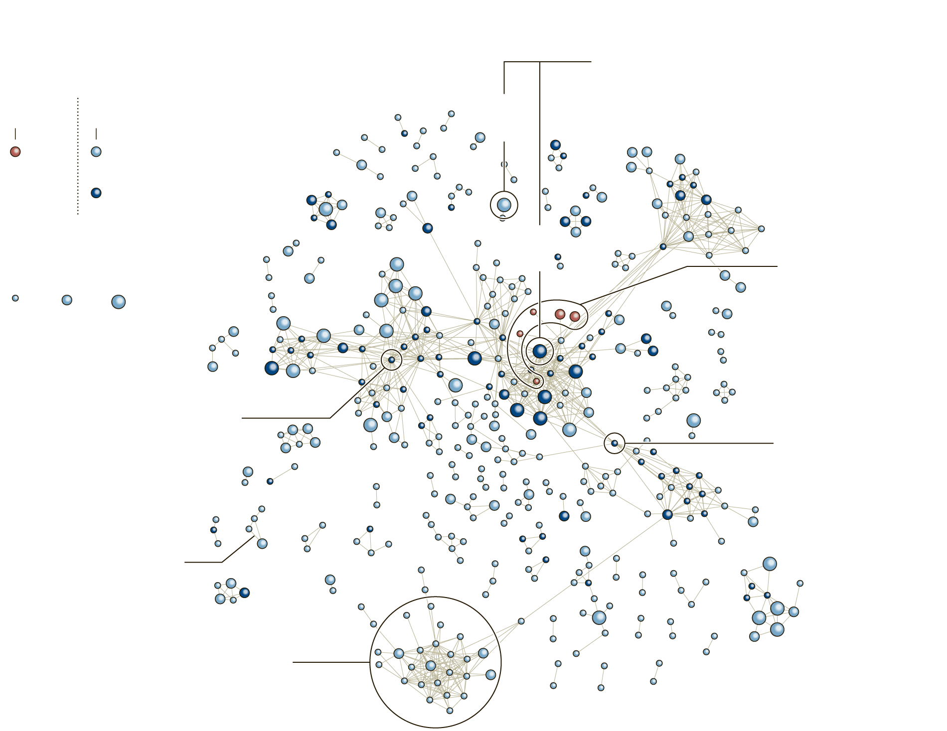 Drug Marketers Use Social Network Diagrams to Help Locate