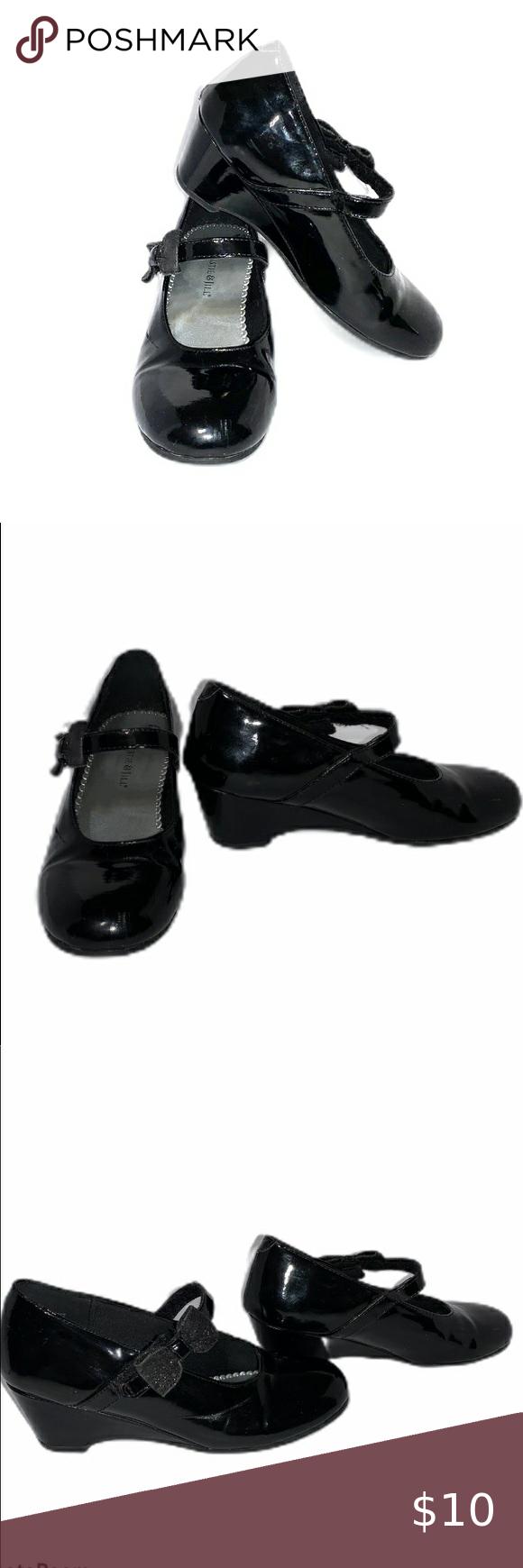 patten leather black dress shoes