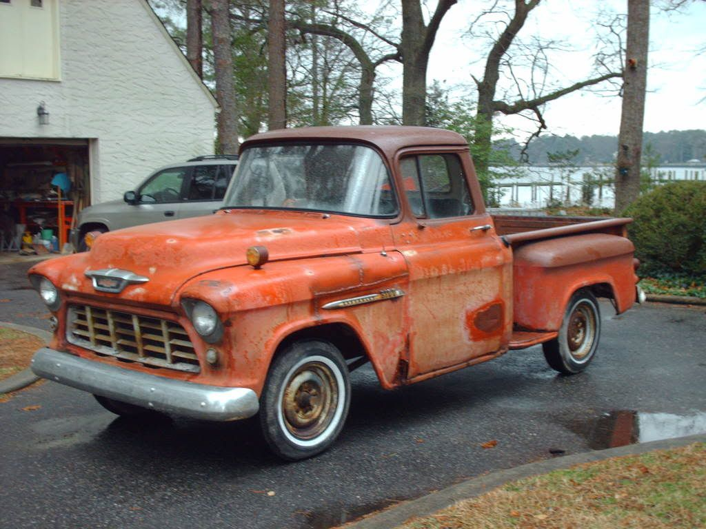 1955 chevy truck 1955 chevrolet pickup rear side view 55 59 chevrolet task force trucks pinterest 1955 chevrolet chevy and chevrolet