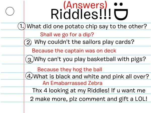 riddles and answers for adults - Google Search | Riddles for